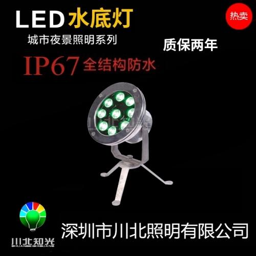 LED水底灯良好的防水效果关键