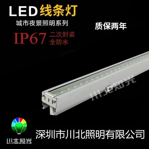 为什么led线条灯不能持续高温