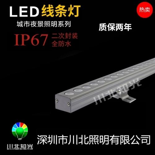 LED线条灯应用范围比其它光源更广
